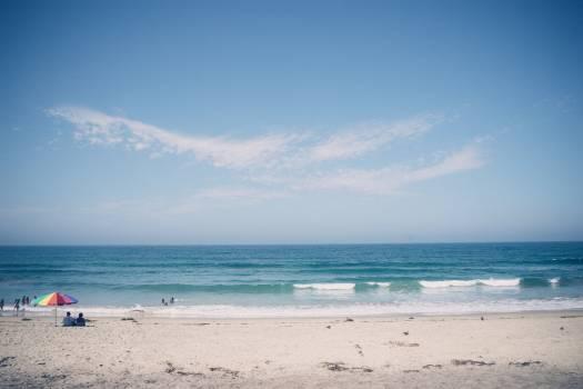 Beach sand water  #418768