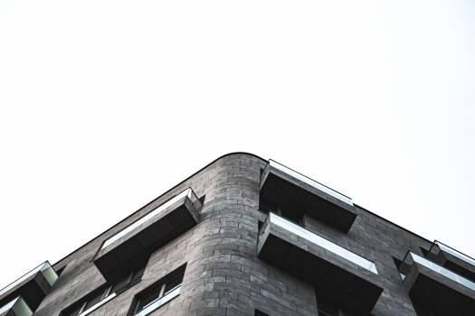 Architecture Column Building #418811