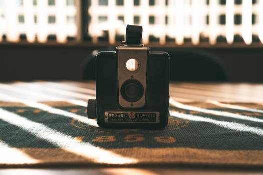 Camera Photographic equipment Equipment Free Photo
