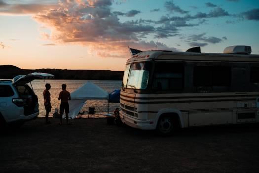 Camper Minibus Bus Free Photo