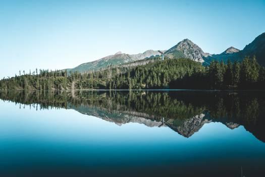 Lake Body of water Reflection Free Photo