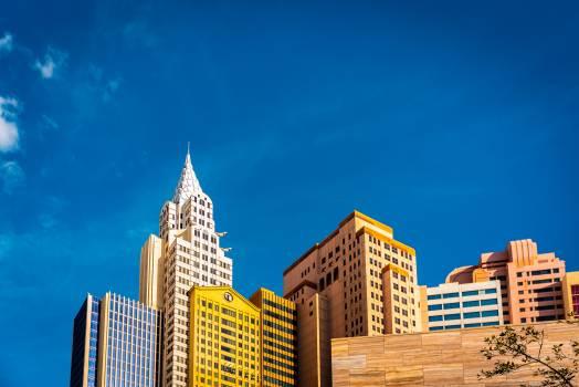 Skyscraper City Architecture #418860