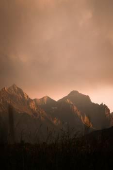 Range Mountain Canyon Free Photo