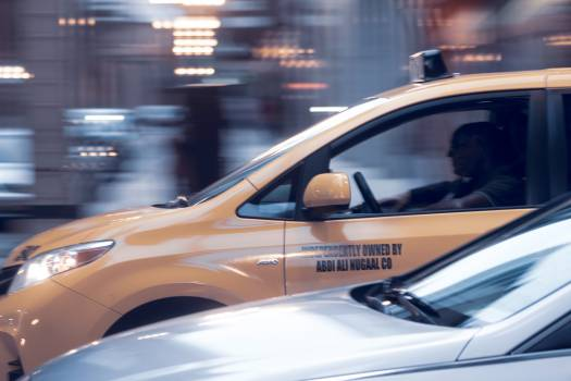 Cab Car Motor vehicle Free Photo