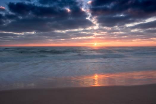 Sun Ocean Star Free Photo