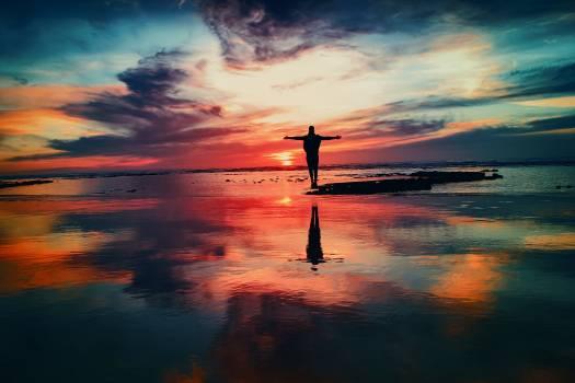 Sun Ocean Beach Free Photo