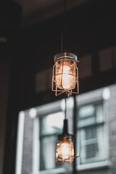 Lamp Device Bird feeder #419061