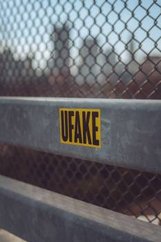 Fence Barrier Obstruction Free Photo