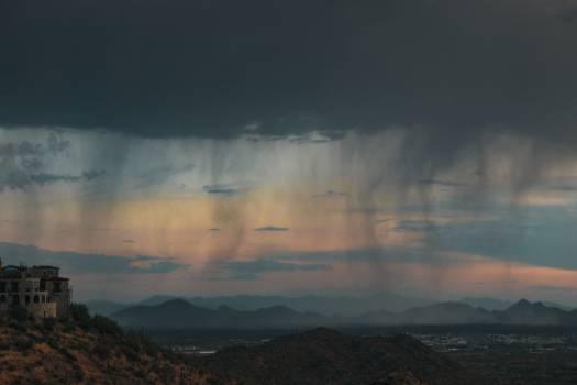Mountain Landscape Volcano #419259