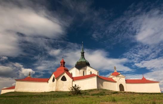 Pilgrimage Church of Saint John of Nepomuk - Free Image For Commercial Use Free Photo