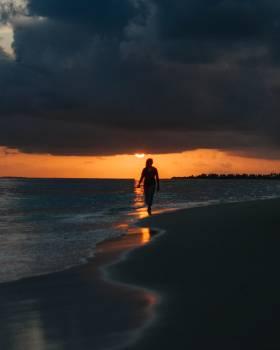 Sun Beach Star Free Photo
