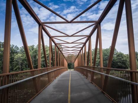Brown Metal Bridge #419475