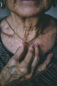 Face Hand Skin Free Photo