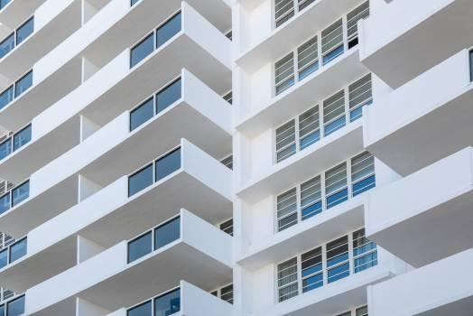Balcony Building Architecture #419562