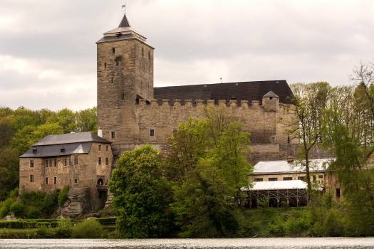 Medieval Castle Kost - Free Image For Commercial Use Free Photo