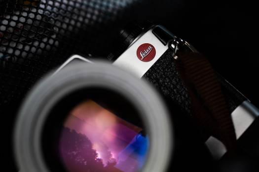 Camera Lens Aperture Free Photo
