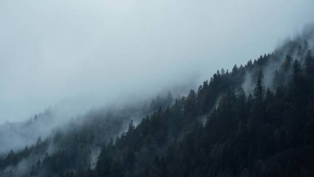Mountain Sky Landscape #419620