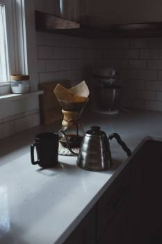 Coffeepot Pot Interior Free Photo