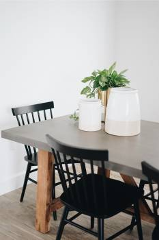 Dining table Table Furniture Free Photo