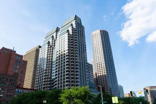 Skyscraper Office City #419726