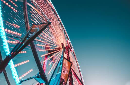 Ferris wheel Ride Rotating mechanism #419770