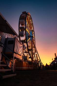 Ferris wheel Ride Rotating mechanism #419784