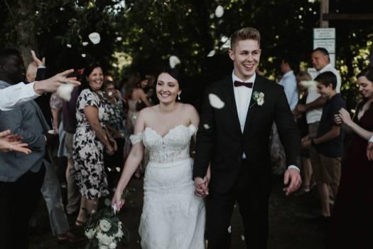 Groom Couple Bride Free Photo
