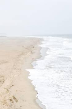 Ocean Beach Sand Free Photo