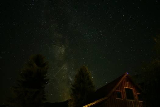 Star Celestial body Sky Free Photo