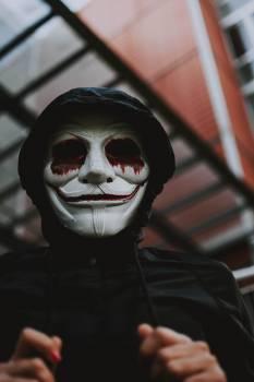 Comedian Mask Performer #419876