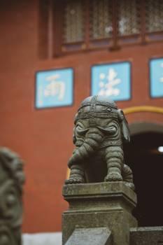 Statue Sculpture Column #419878