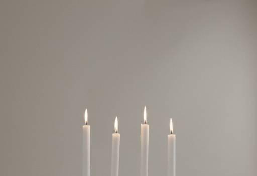 Menorah Candelabrum Candlestick #419959