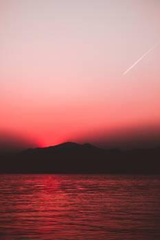 Sun Sunset Sunrise Free Photo