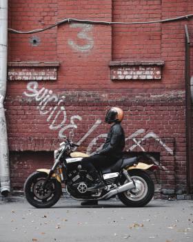 Moped Minibike Motorcycle #420151