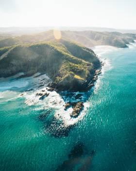 Ocean Promontory Natural elevation #420354