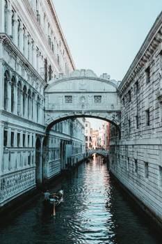 Architecture Gondola Boat #420408