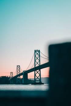 Pier Crane Bridge #420455