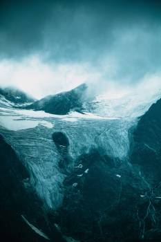 Glacier Mountain Snow #420476
