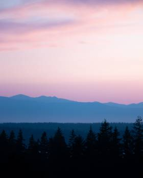 Range Sky Landscape #420530