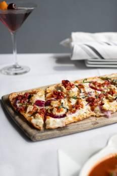 Pizza Food Dish Free Photo