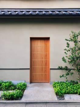 Door Architecture House Free Photo