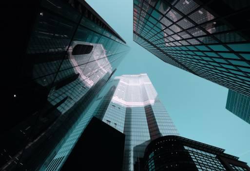 Skyscraper Architecture City #420908