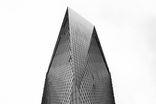 Skyscraper Architecture City #420965