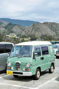 Minibus Bus Public transport Free Photo