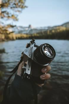 Camera Equipment Lens #421024