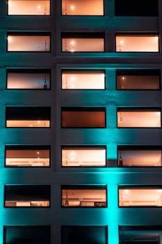 Shelf Modern Design Free Photo