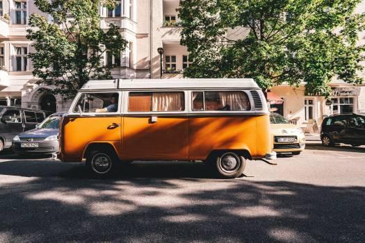 Camper Bus Minibus Free Photo