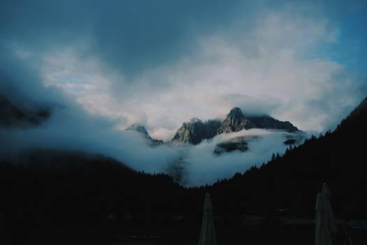Mountain Range Landscape #421084