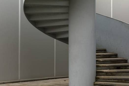 Spiral Staircase - Free Image For Commercial Use #421159