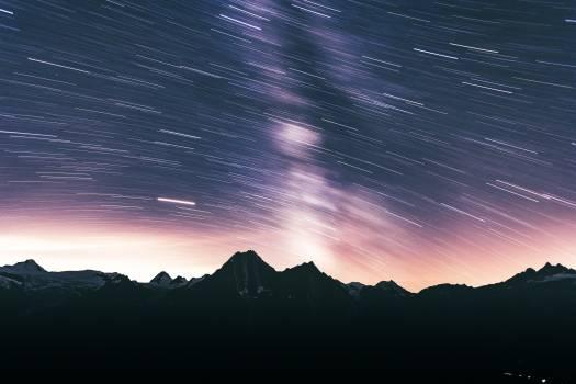 Star Celestial body Mountain #421204